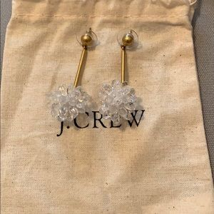 J.crew drop earrings